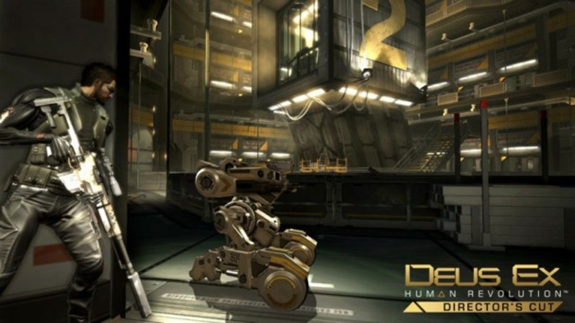 Screenshot 10 - Deus Ex: Human Revolution - Director's Cut