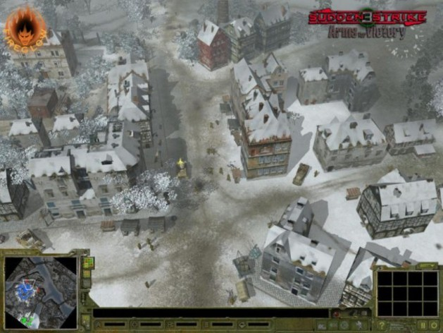 Screenshot 5 - Sudden Strike 3 - Arms for Victory