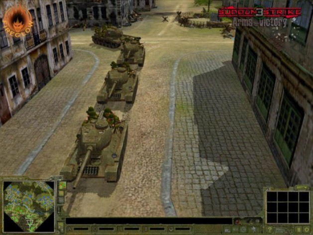 Screenshot 6 - Sudden Strike 3 - Arms for Victory