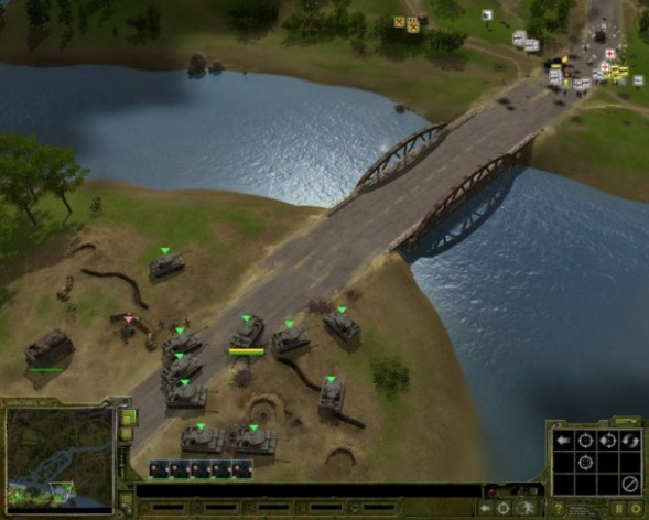 Screenshot 3 - Sudden Strike 3 - Arms for Victory
