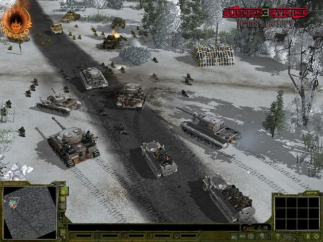 Screenshot 7 - Sudden Strike 3 - Arms for Victory