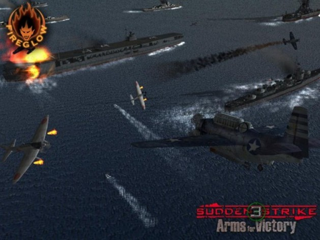 Screenshot 2 - Sudden Strike 3 - Arms for Victory