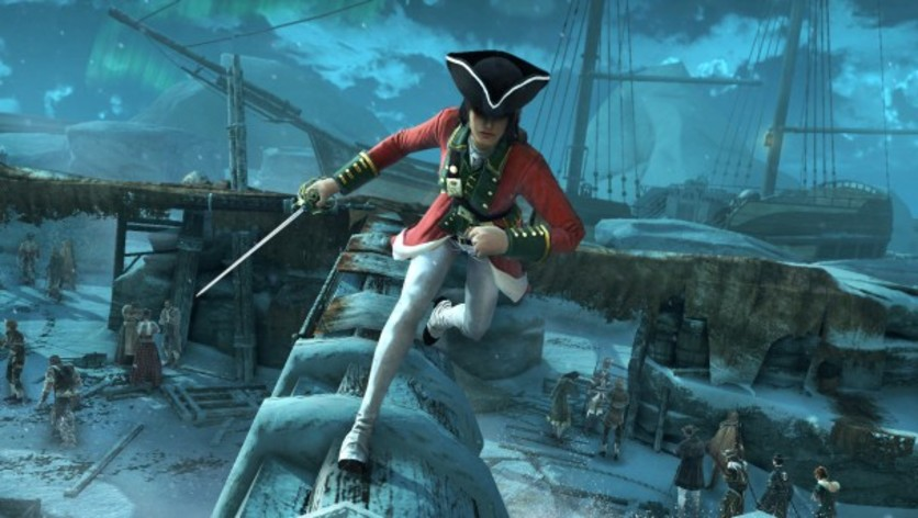 Screenshot 1 - Assassin's Creed 3 - The Hidden Secrets Pack