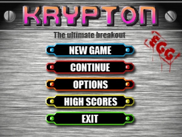 Screenshot 3 - Krypton Egg