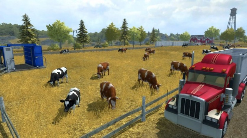 Screenshot 1 - Farming Simulator 2013 - Official Expansion