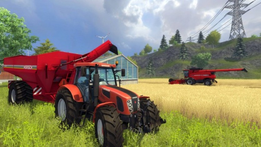 Screenshot 2 - Farming Simulator 2013 - Official Expansion