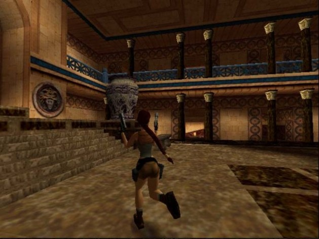 Screenshot 2 - Tomb Raider IV: The Last Revelation