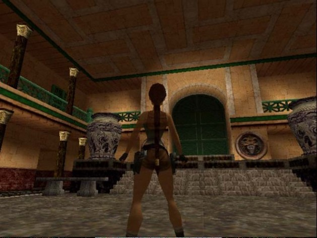 Screenshot 7 - Tomb Raider IV: The Last Revelation