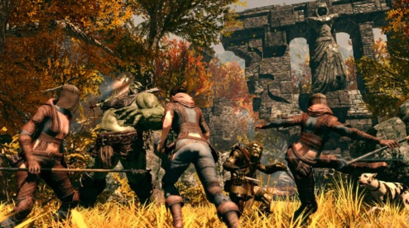 Screenshot 6 - Of Orcs and Men