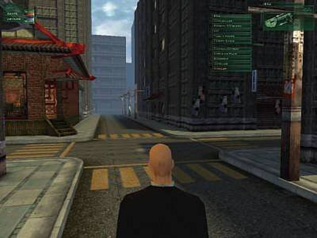 Screenshot 2 - Hitman Codename 47