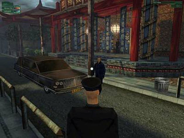 Screenshot 4 - Hitman Codename 47