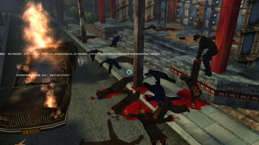 Screenshot 3 - Hitman: Codename 47