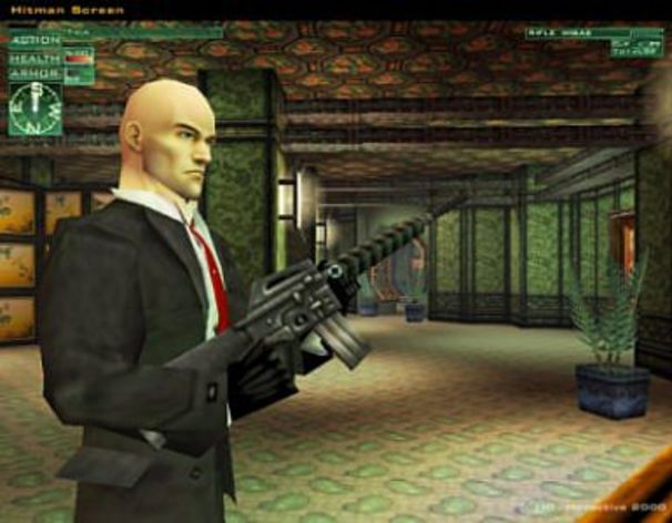 Screenshot 5 - Hitman Codename 47