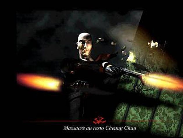 Screenshot 1 - Hitman Codename 47