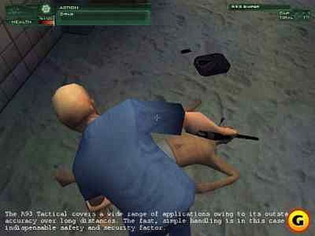 Screenshot 3 - Hitman Codename 47