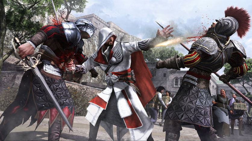 Screenshot 2 - Assassin's Creed: Brotherhood