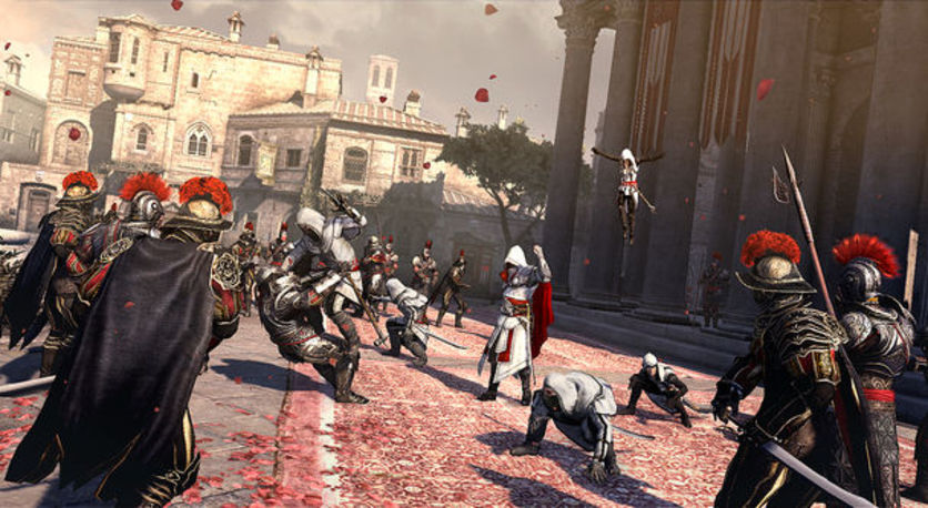 Screenshot 4 - Assassin's Creed: Brotherhood