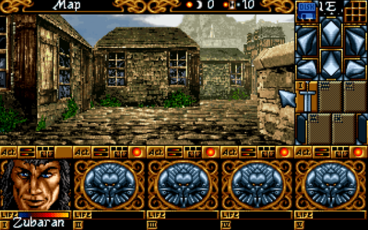 Screenshot 19 - Silmarils Collection