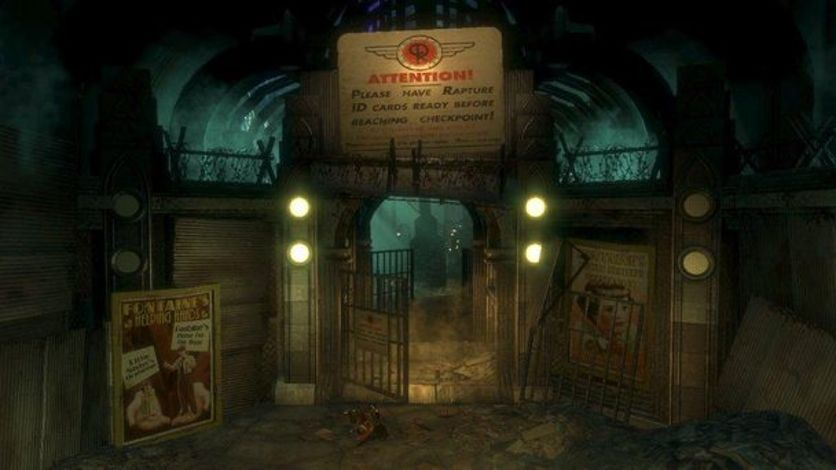 Screenshot 3 - BioShock