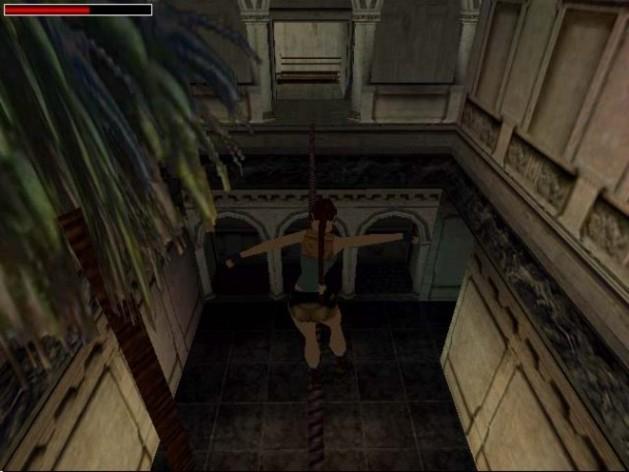 Screenshot 2 - Tomb Raider V: Chronicles