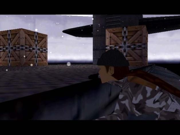 Screenshot 3 - Tomb Raider V: Chronicles