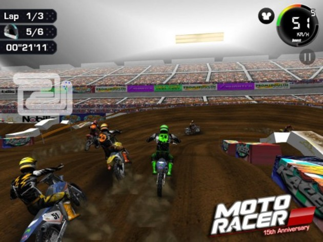 Screenshot 4 - Moto Racer Collection