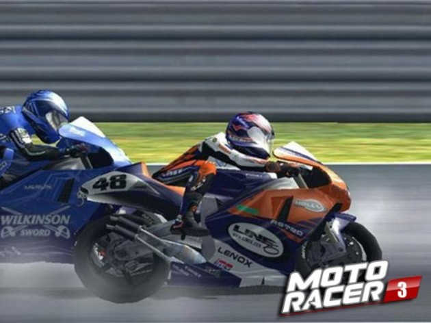 Screenshot 3 - Moto Racer Collection