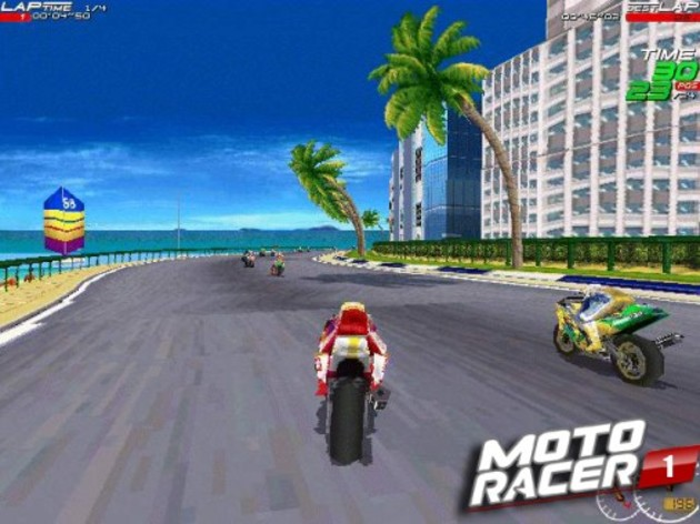 Screenshot 5 - Moto Racer Collection
