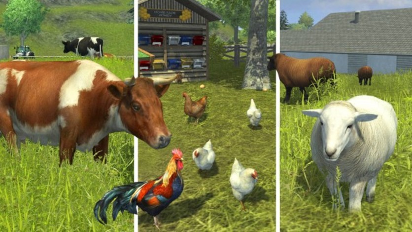 Screenshot 3 - Farming Simulator 2013 - Titanium
