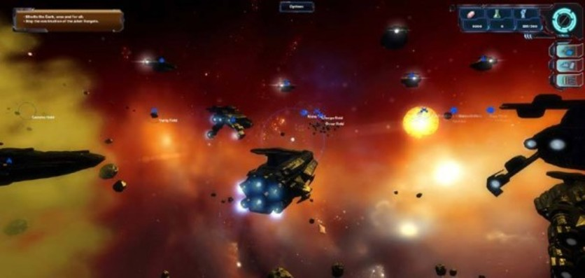 Screenshot 11 - Gemini Wars