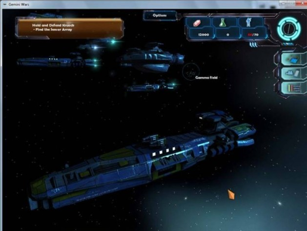 Screenshot 5 - Gemini Wars