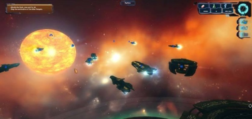 Screenshot 2 - Gemini Wars