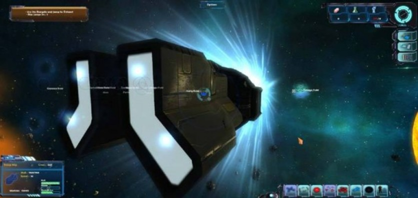 Screenshot 3 - Gemini Wars