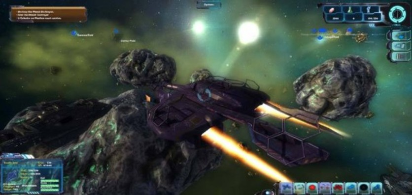 Screenshot 9 - Gemini Wars