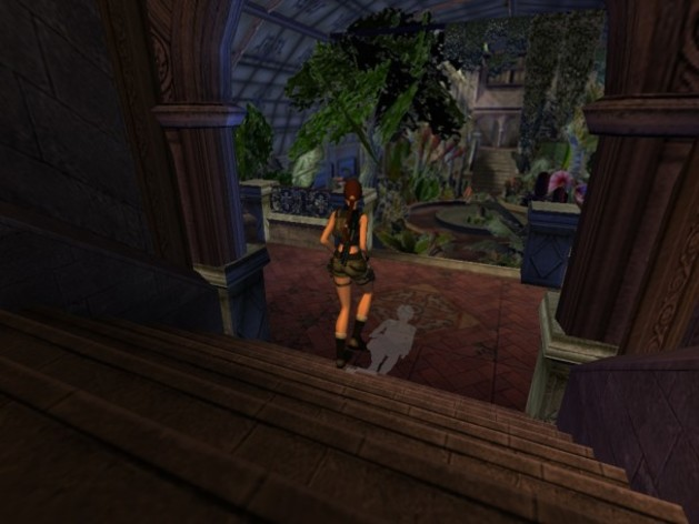 Screenshot 3 - Tomb Raider VI: The Angel of Darkness