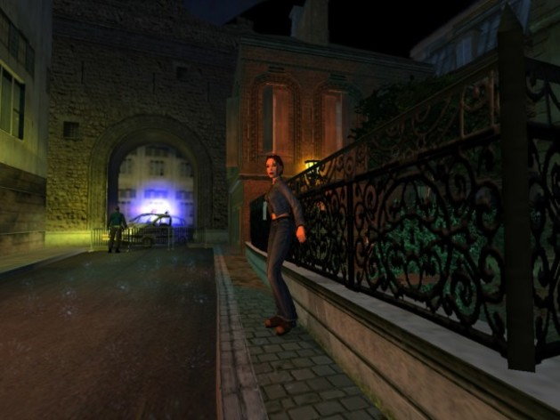 Screenshot 5 - Tomb Raider VI: The Angel of Darkness