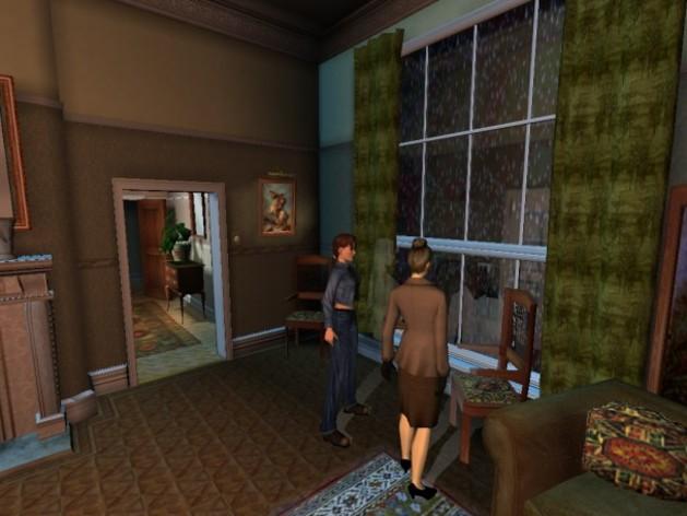 Screenshot 6 - Tomb Raider VI: The Angel of Darkness