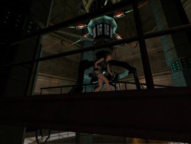 Screenshot 8 - Tomb Raider VI: The Angel of Darkness