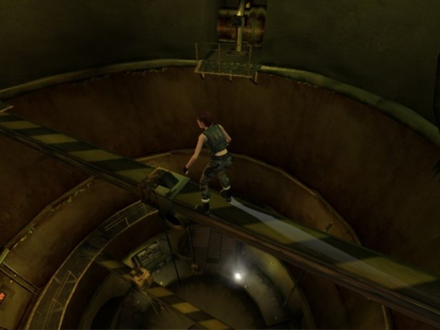 Screenshot 7 - Tomb Raider VI: The Angel of Darkness