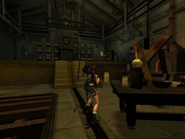 Screenshot 9 - Tomb Raider VI: The Angel of Darkness