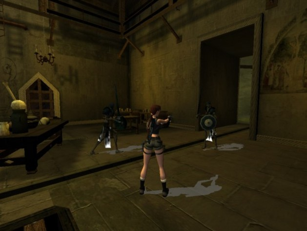 Screenshot 2 - Tomb Raider VI: The Angel of Darkness