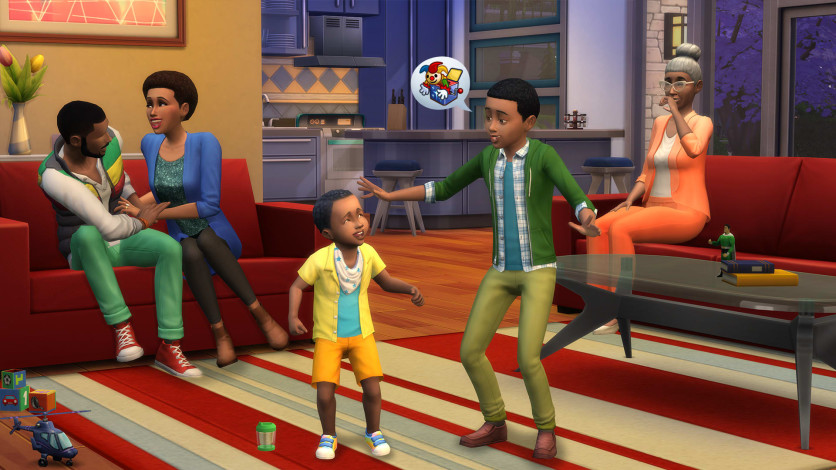 Screenshot 10 - The Sims 4