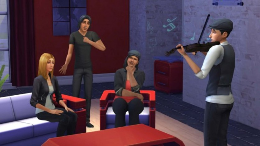 Screenshot 2 - The Sims 4