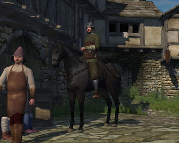 Screenshot 3 - Mount & Blade