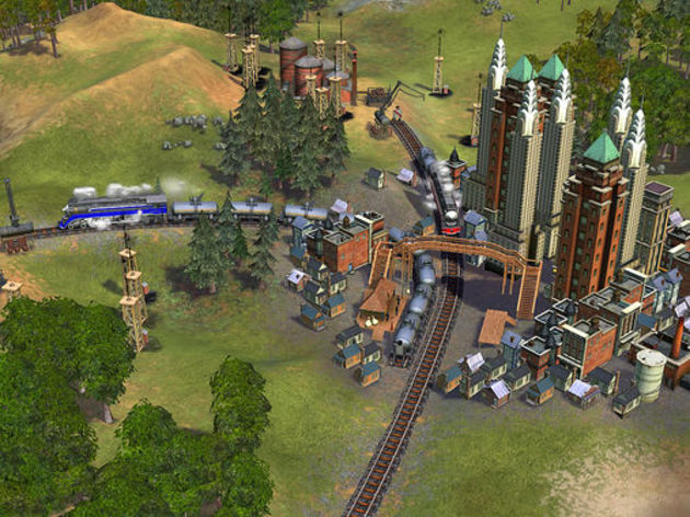Screenshot 4 - Sid Meier's Railroads!