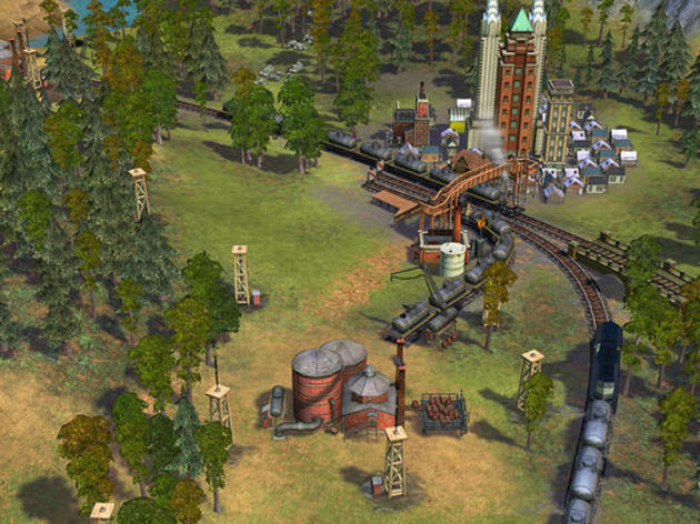 Screenshot 3 - Sid Meier's Railroads!