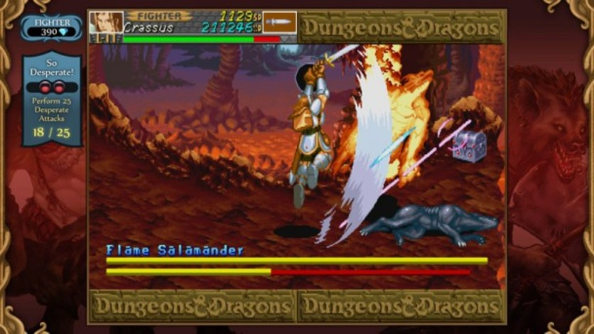 Screenshot 4 - Dungeons & Dragons: Chronicles of Mystara