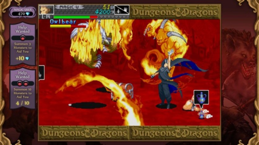 Screenshot 8 - Dungeons & Dragons: Chronicles of Mystara