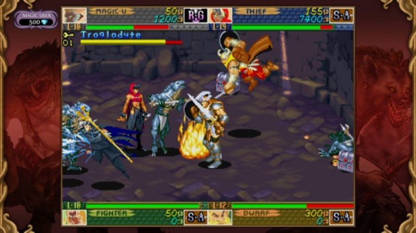 Screenshot 9 - Dungeons & Dragons: Chronicles of Mystara