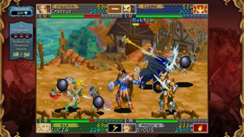 Screenshot 7 - Dungeons & Dragons: Chronicles of Mystara
